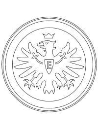 kolorowanki niemieckie kluby piłkarskie   darmowe